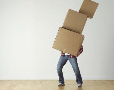 引っ越しの荷造りより先にやること!モノを減らすコツ。